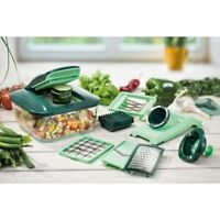 Genius Nicer Dicer Chef 15 parts fruit and cutter's vegetables, Known For TV