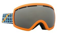 New Electric EG2.5 Orange Blue Silver Mirror Oversized ski snowboard goggles