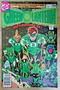 DC~GREEN LANTERN #127 1980 ~vfn+