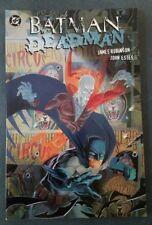 Batman Deadman Death & Glory 1st Print DC Graphic Novel Robinson Estes
