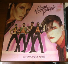 VILLAGE PEOPLE RENAISSANCE VINYL RECORD LP 12""