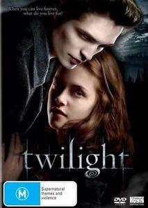 Twilight - DVD Robert Pattinson_Kristen Stewart