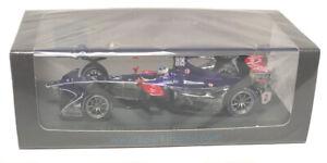 Spark DS Virgin Racing #2 Formula E 2017-2018 - Sam Bird 1/43 Scale