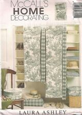 Laura Ashley HOME DECORATING Closet Organizers Accessories SEWING PATTERN