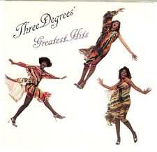 THREE DEGREES' Greatest Hits (CBS Special Products CD, 1990)