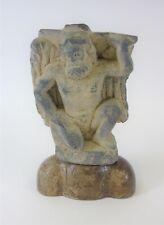 Gandhara Grey Schist Fragment circa 2nd-3rd Century AD
