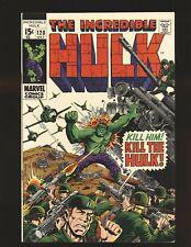 Incredible Hulk # 120 NM- Cond.