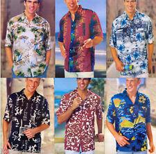 Kurzarm Herren-Freizeithemden
