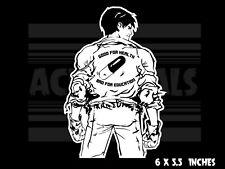 Akira - Kaneda - Anime - Vinyl decal sticker