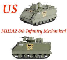 Easy Model 1/72 US M113A2 ACAV 8th Infantry Mechanized #35003