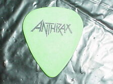 Anthrax Logo & Y'all Are Brutalizing Me Scott Ian RaRe 2003 Tour Guitar Pick