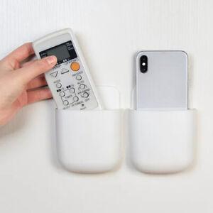 Wand-TV-Klimaanlage Fernbedienung Halter Aufhänger Telefon Aufbewahrung SY