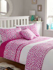 Animal Bed In A Bag in Pink Size King Size