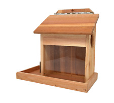 New listing Cedar Squirrel Munch Cafe Box - Made In The Usa