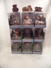 New ListingAnne Geddes Little Babies Bears Lot of 9 in original boxes Enesco New