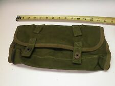 Original Military Canvas Tool bag,Pouch MB GPW M38 Jeep Harley Davidson NOS