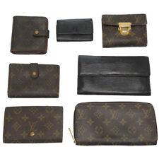 7item set LOUIS VUITTON Monogram Epi Wallet and Key case U0104IAE5