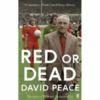 Red or Dead, Peace, David, New