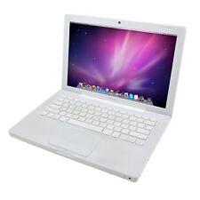 "Apple MacBook A1181 13.3"" Core 2 Duo T7200 2 Go 160 Go Wifi Webcam Blanc"