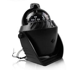 LED Light Sea Car Vehicle Boat Compass Electronic Digital Compass Navigation