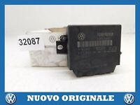 CENTRALINA SENSORI PARCHEGGIO CONTROL UNIT PARKING AID ORIGINALE VW PASSAT