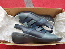 Hotter comfort concept Jamaica style navy combi Shoes Brand New UK 5 EU 38