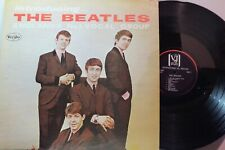"""Introducing the Beatles LP-Unofficial """"Stereophonic"""" release~1960s VJ~EX/VG+"""