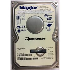 Maxtor 250GB, 7200RPM, IDE - 6L250R0151MP6