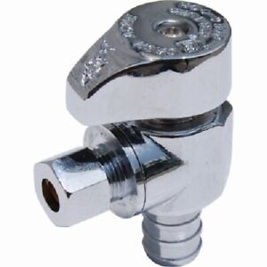 """Sharkbite, 2 Pack, 3/4"""" x 1/2"""", Evopex Push To Connect Reducing Coupling"""