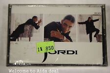 Amor by Jordi (1999) Label: Fonovisa Inc.(Audio Cassette Sealed)