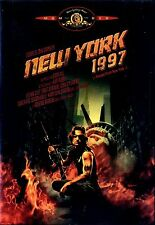 NEW DVD // JOHN CARPENTER // ESCAPE FROM NEW YORK// KURT RUSSELL/ FRENCH COVER