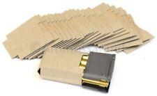50-Pack Cardboard Bandoleer Inserts for M1 Garand 8 Round 8Rd Rd Clips Bandolier