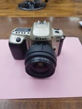 Cámara Slr Nikon F50 con Lente Tamron 24 - 70mm