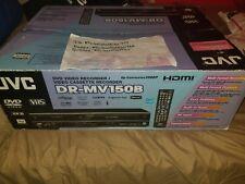 JVC DR-MV150B DVD Recorder Video Cassette Recorder Brand New Sealed in Box