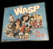 """W.A.S.P. - """"The Real Me"""" UK 3-trk Picture Disc CD Single (1989)"""