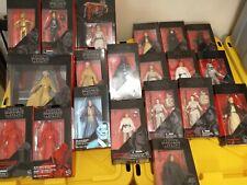 Star Wars Black Series ALL NEW Lot (Twenty Boxes)