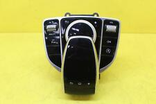2015 Mercedes C Class W205 Center Console Comand Touch Pad Controller