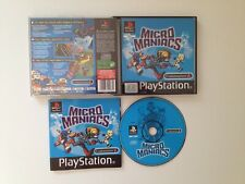 Micro Maniacs (VGC) (PAL, CIB) - Sony PlayStation 1 / PS1 / PSX