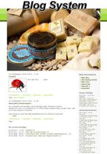 Blog del sistema-PHP-script
