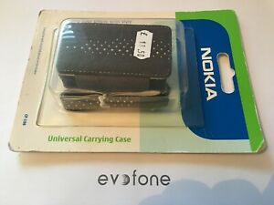 Genuine Nokia CP-108 Universal Carry Case - New / Sealed
