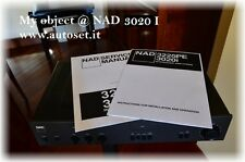 Ampli NAD 3020-I Real Mint ! Fully Restored, Recapped ♫ ♩ ♬ State of the Art