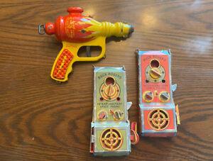 Buck Rogers Liquid Helium Water Pistol