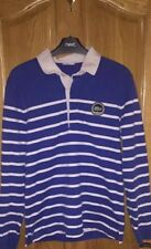 Small blue and white Vintage Lacoste Polo Shirt