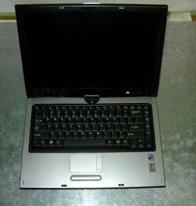 Gateway TA1 Tablet Intel Pentium M Processor 1.86GHz 1GB Ram No HDD/Batt/PS