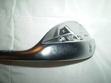 Taylor MadeTP Wedge with xFT 58-09(Z Face) SW 58