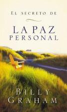 El Secreto de la Paz Personal by Billy Graham (2004, Paperback)
