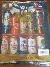 Mr.1991 Inc & Miss ir latas de cerveza Unisex Camiseta Talla M