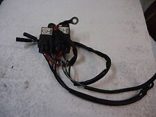 MERCURY OUTBOARD POWER TRIM RELAY HARNESS WITH RELAYS 819514A14
