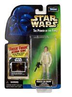 Star Wars Princess Leia Organa in Hoth Gear POTF Vintage 1998 New Unopened