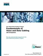 Fundamentals of Voice and Data Cabling Lab Companion (Cisco Networking Academy